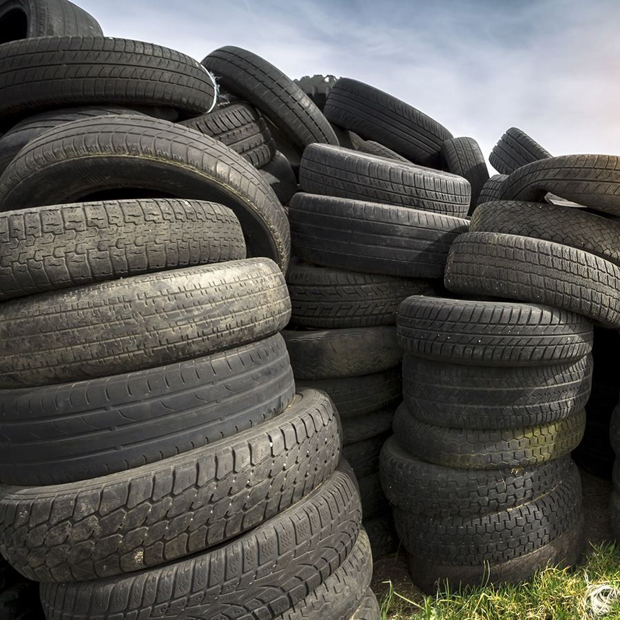 Waste Tyre Collection and Disposal - Oz Tyre Recyclers